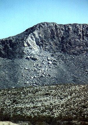 Big Bend: Sedimentary Processes